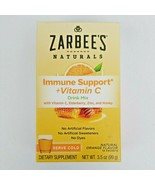 Zarbee's Naturals Immune Support  Vitamin C Drink Mix 10 Pack Orange Exp... - $4.99