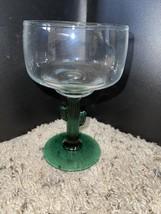 Libbey CACTUS Stemmed Margarita Glass 10 oz. Barware Cocktail - $6.43