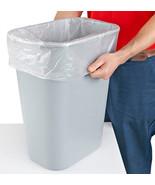 "1000 x Coreless Trash Liners 24 x 33"" - .31 Mil, 12-16 Gallon - $54.40"