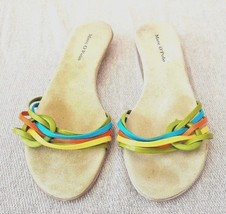40 6 Size O'Polo Marc EU Slip UK On Sandals 5 YqTvBYwZOf