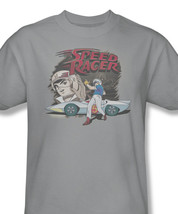 speed racer graphic tee anime cartton tv 60 s 70 s for sale gray online graphic tshirt thumb200