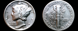1941-P Mercury Dime Silver - $5.49
