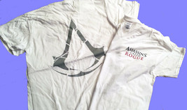 Assassins Creed Rogue Gamescom Exclusive T-Shirt size M Extremely Rare New - $9.89