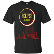 Classic Solar Eclipse Commemorative T-Shirt - ₨1,622.97 INR+