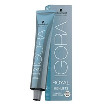 Schwarzkopf Igora ROYAL Permanent Color Creme 2.1oz (12-4) - $11.21