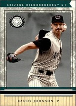 Randy Johnson 2003 Fleer Patchworks Card #26 - $1.24