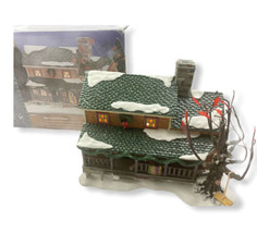 Department 56 Bucks County Farmhouse 56.55051 in Box - $84.14