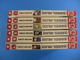 Elemental Gelade English Manga lot #1, 3, 4, 5, 6, 7 (TokyoPop, Mayumi A... - $19.64