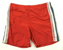 VINTAGE Nautica Competition Trunks Men's Size Extra Large Swim Shorts Sp... - $23.53