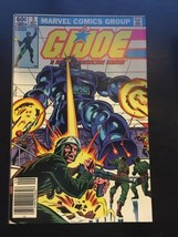 GI Joe (1982 Marvel) #3 VF Very Fine Marvel Comics Newsstand - $17.82