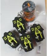 Bath & Body Works Halloween PocketBac Holders lot of 4 Plus Flashlight - $34.65