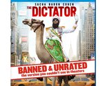 The Dictator - BANNED & UNRATED Version (Two-disc Blu-ray/DVD Combo + Digital Co