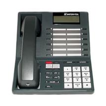 Intertel Axxess 550.4000 Speaker Display Phone (Charcoal/Refurbished) - $43.49