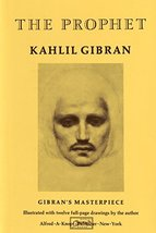 The Prophet (A Borzoi Book) [Hardcover] Kahlil Gibran - $1.83