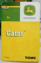 John Deere LP64417 Plush Toy Gator With Plastic Attachment Clip image 7