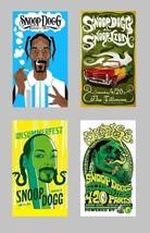 4 Snoop-Dogg Magnets - $12.99