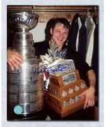 Claude Lemieux New Jersey Devils Signed 95 Stanley Cup & Conn Smythe 8x10 Photo - $35.00