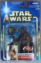 Hasbro Star Wars The Empire Strikes Back Chewbacca Cloud City Capture Figurine. - $4.99