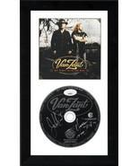 Johnny & Donnie Van Zant dual signed 2005 Get Right With The Man Album CD w/ Cov - $164.95