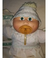 Cabbage Patch Baby Doll 1982 With Pacifier And Birth Certificate  - $16.82