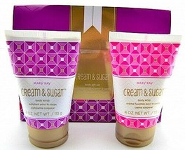 Mary Kay Cream and Sugar Body Gift Set Limited Edition NEW - $14.13