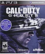 Call of Duty: Ghosts (Sony PlayStation 3, 2013) - $12.00