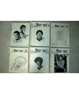 """""""Inside Star Trek"""" Fan-Made Newsletter   1968-1969   Issues #7 - #12 - $47.78"""