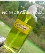 lemon shower gel, health and beauty, bath and body - $10.00