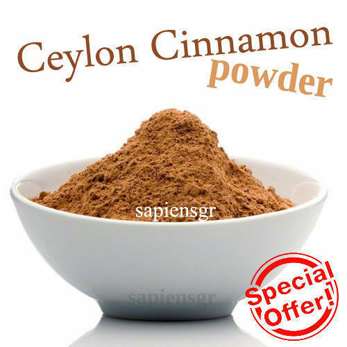 PURE BULK CEYLON CINNAMON 40g - 490g POWDER SRI LANKA TRUE QUALITY GROUND 6.7oz - $0.99 - $28.75