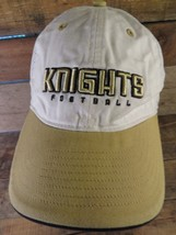 KNIGHTS Football University of Central Florida Adidas Adjustable Adult C... - $12.86