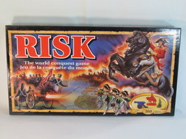 RISK BOARD GAME 1993 with ARMY SHAPED MINIATURES 100% COMPLETE NEAR MINT... - $34.53