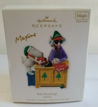 "Hallmark Keepsake ""Maxine - Bah Humbug!"" Christmas Ornament 2010 Magic -... - $19.68"