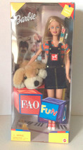 MATTEL BARBIE FAO FUN IN NEW IN BOX STORE EXCLUSIVE FAO SHWARTZ - $19.39
