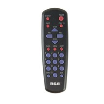 RCA 228006 CRK10E1 TV Remote Control Genuine OEM Original - $9.50