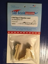 TAC Scale Dynamics 1/32 Ejection Seat Resin Detail Set For Hasegawa Model - $15.83