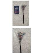 Gremlins Button Pin & Gremlins 2 Stripe Pencil Unused 1990 Applause - $22.99