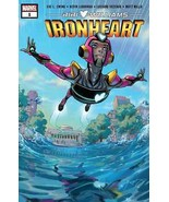 Ironheart #1 NM First Print - $4.94
