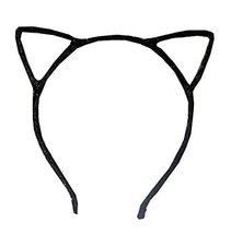 Cat Ear Headband Hair Hoop Hair Band Makeup Headwear Fashion Headbands - G - $10.37