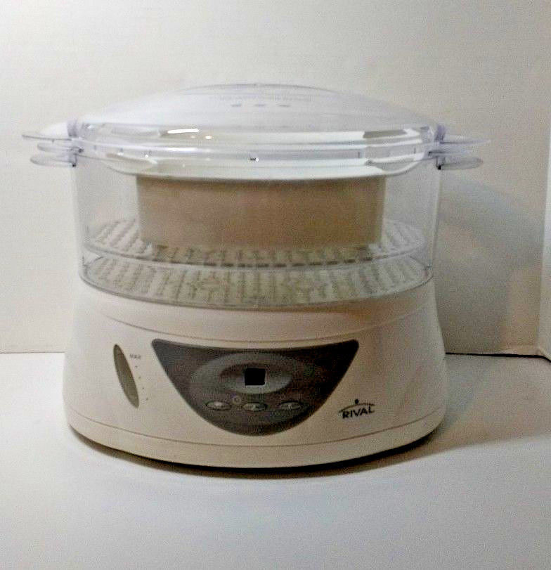 Primary image for Rival FSD201 8-Quart Digital Food Steamer