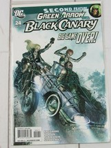 Green Arrow Black Canary #24 2009 - C4383 - $1.99