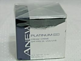 Avon ANEW Platinum DAY Cream Full Size 50g/1.7oz NEW Sealed Box Expired 2014/11 - $9.88