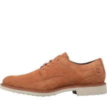 Timberland Mens Brook Park Light Oxford Shoes Tan - $2.546,33 MXN