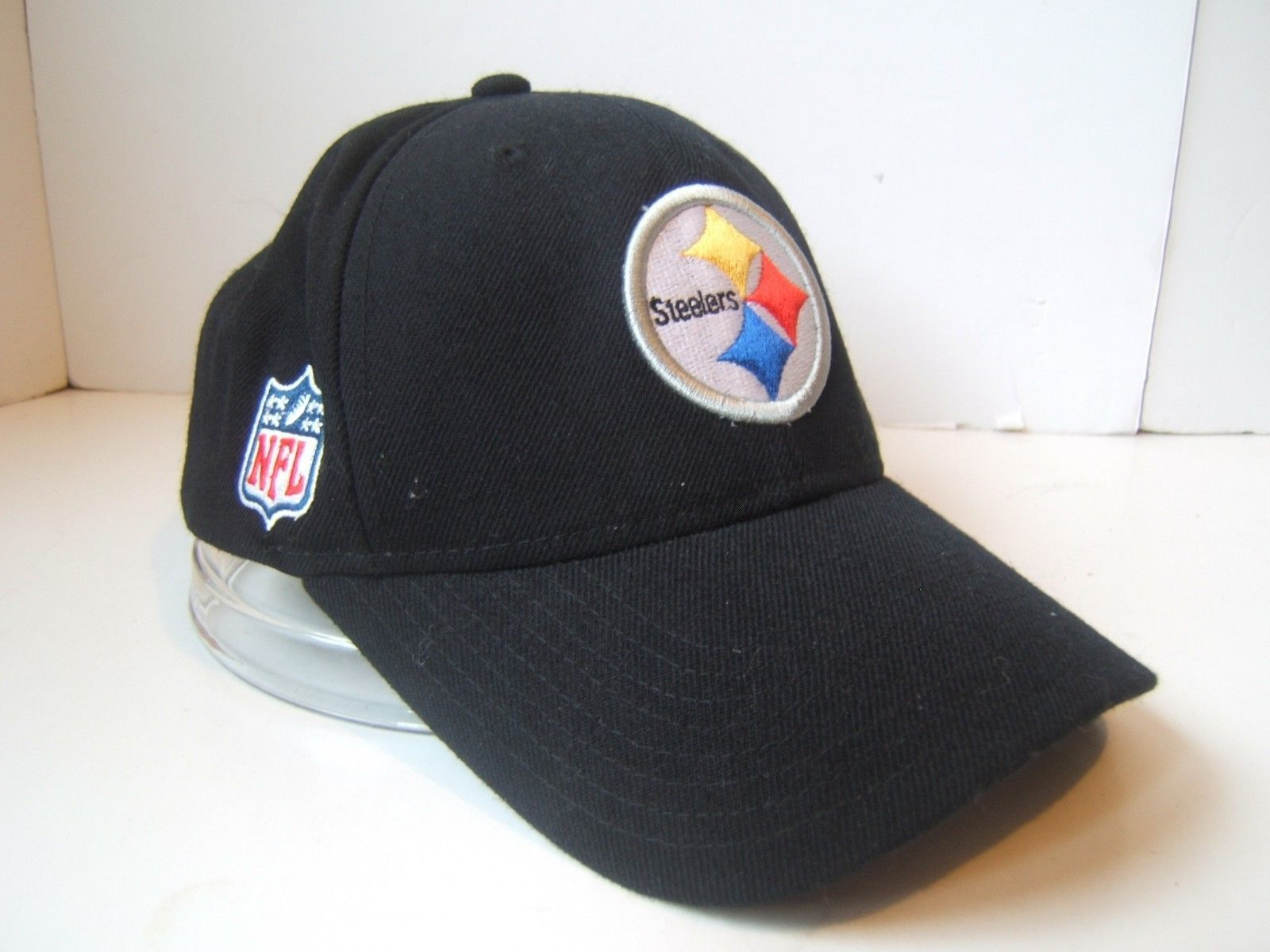 Pittsburgh Steelers NFL Football Hat Black and 50 similar items d816f973a019