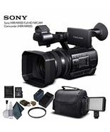 Sony HXR-NX100 Full HD NXCAM Camcorder (HXR-NX100) with 16GB Memory Card... - $2,855.75