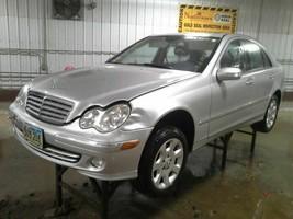 2005 Mercedes-Benz C320 Driver Seat Belt & Retractor Only Black - $99.00