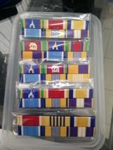 A3 ROYAL THAI AIR FORCE Royal Thai Navy Royal Thai Army Military Ribbon ... - $19.80