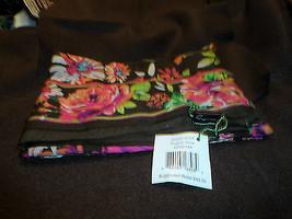 Vera Bradley English Rose accent scarf  - $32.00