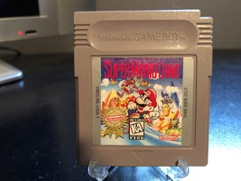 Super Mario Land (Nintendo Game Boy, 1989) Original Gameboy - $9.99