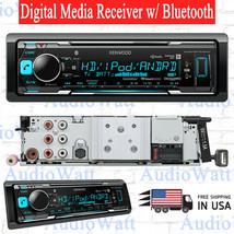Kenwood KMM-BT518HD In-Dash Digital Media Receiver HD Radio w/ Bluetooth... - $93.59