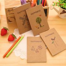 JESJELIU® 40 Sheets Blank Pages Notebook Portable Hand Painted Blank Ske... - $4.25